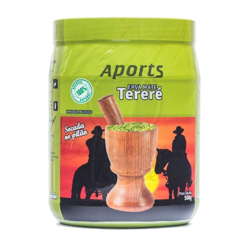 Erva para Tereré - Aports - Socada no Pilão