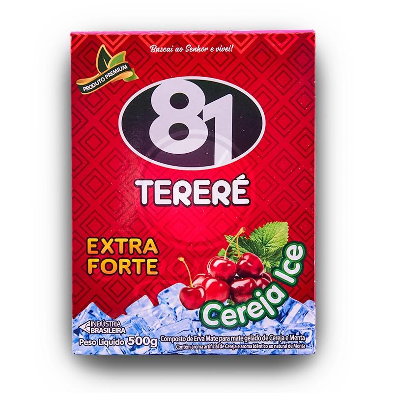Terere 81 - Cereja Ice 500G