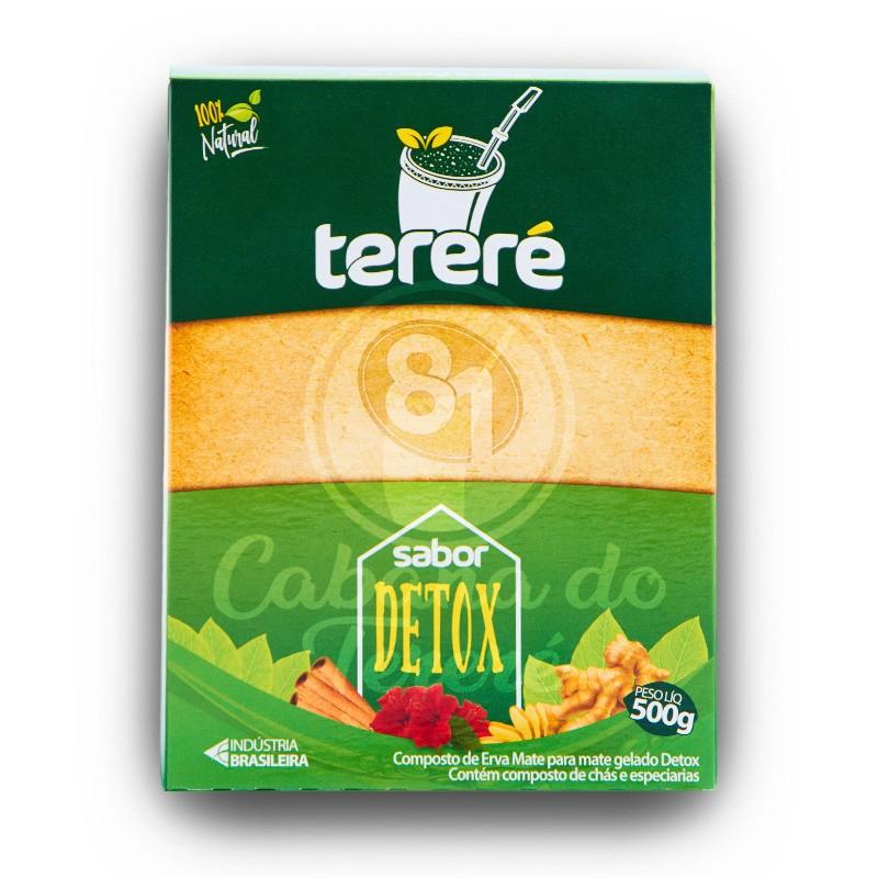 Terere 81 - Detox - 500G