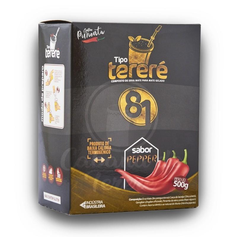 Terere 81 - Pepper 500G