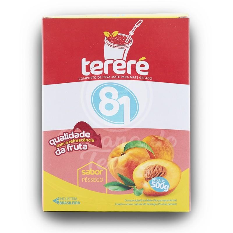Terere 81 Pessego - 500Gr
