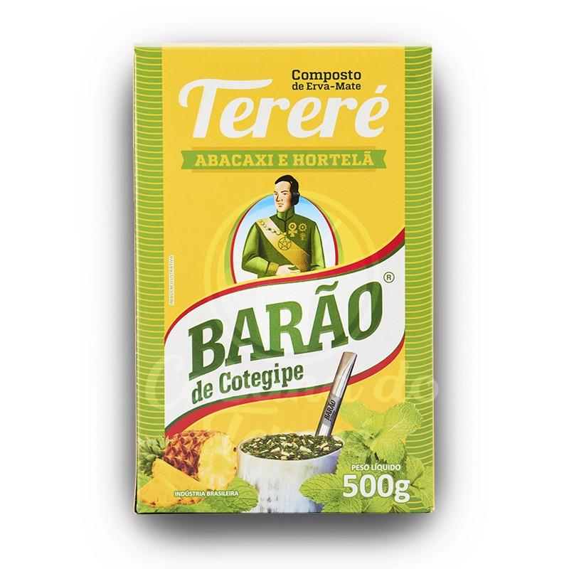 Terere Barao - Abacaxi Com Hortela 500G