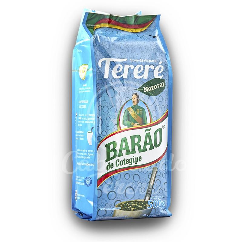 Terere Barao - Laminada - Natural 500g