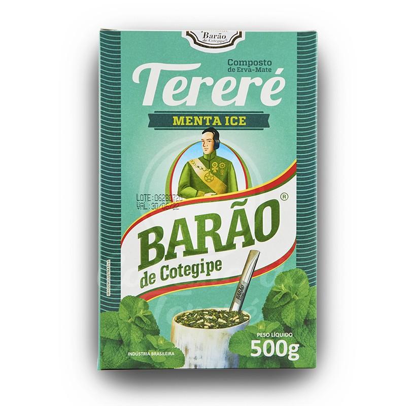 Terere Barao - Menta Ice 500G