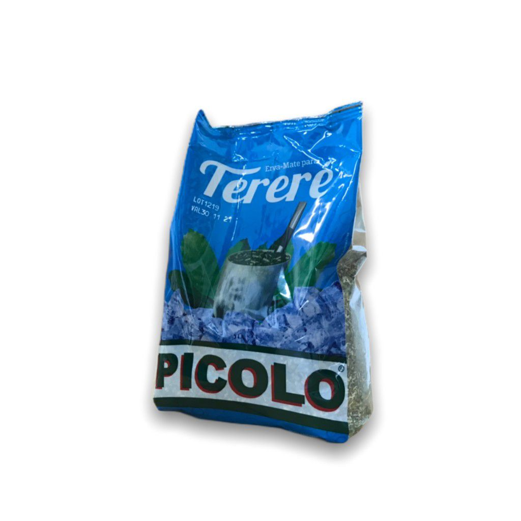 Terere Picolo - Natural Embalagem Plastica 500G