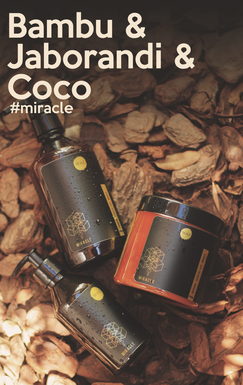 linha miracle essential care