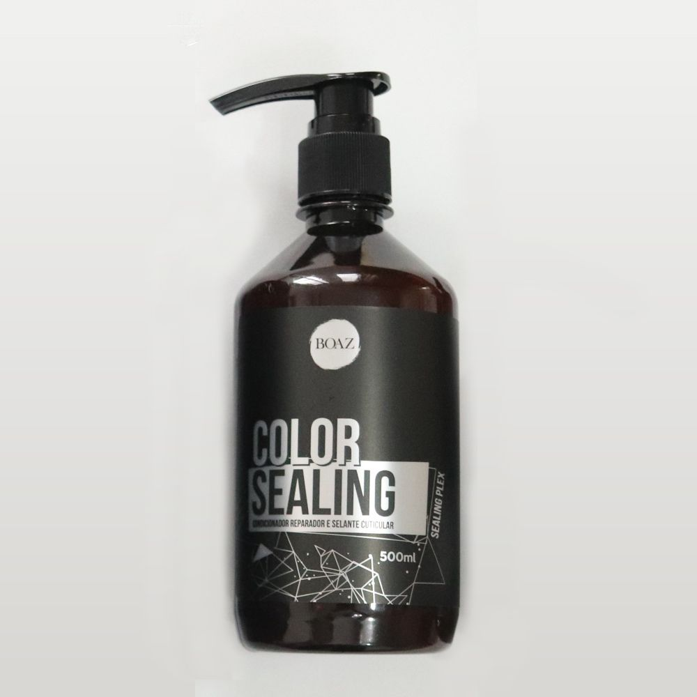 Color Sealing - Sealing Plex - Boaz Hair