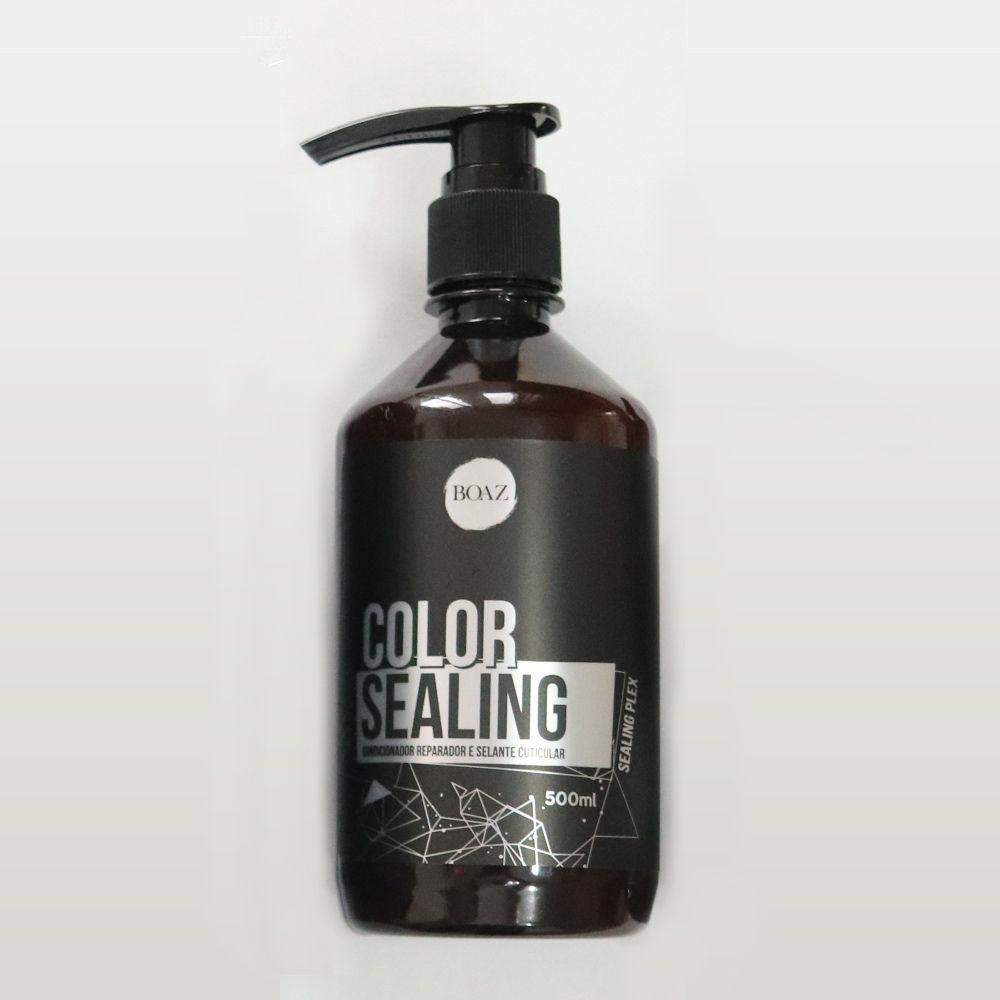 Color Sealing - Sealing Plex - Boaz Hair