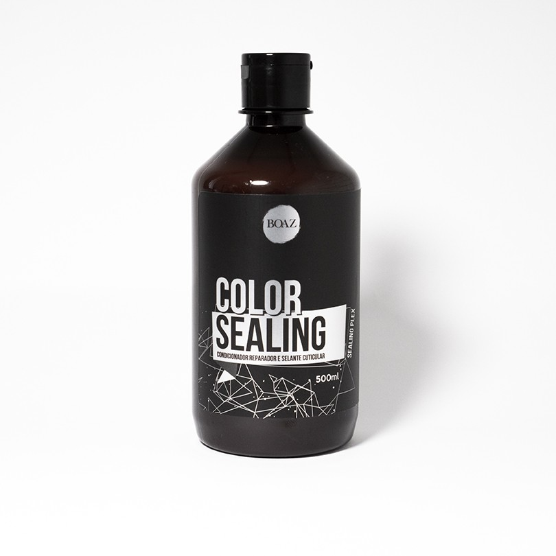 Color Sealing Condicionador - Sealing Plex - Boaz Hair