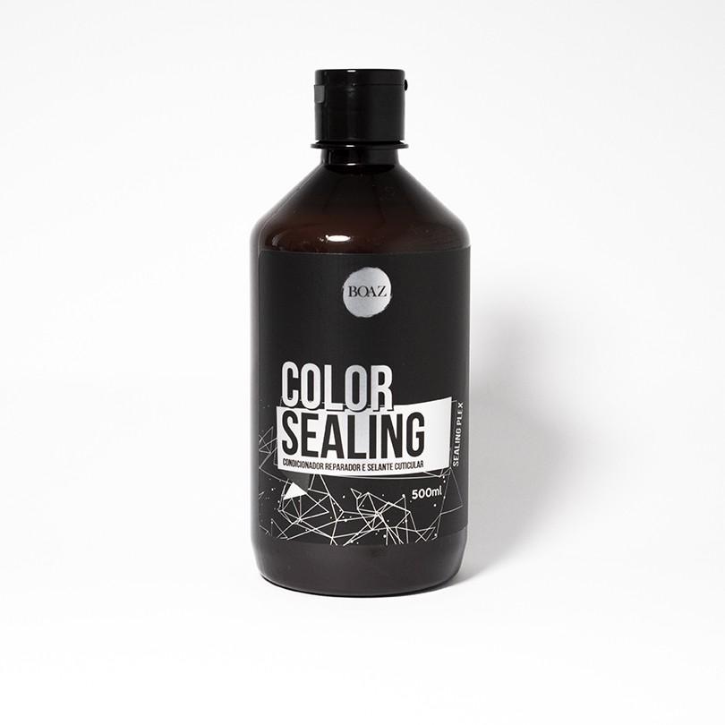 Color Sealing Condicionador - Sealing Plex - Boaz Hair
