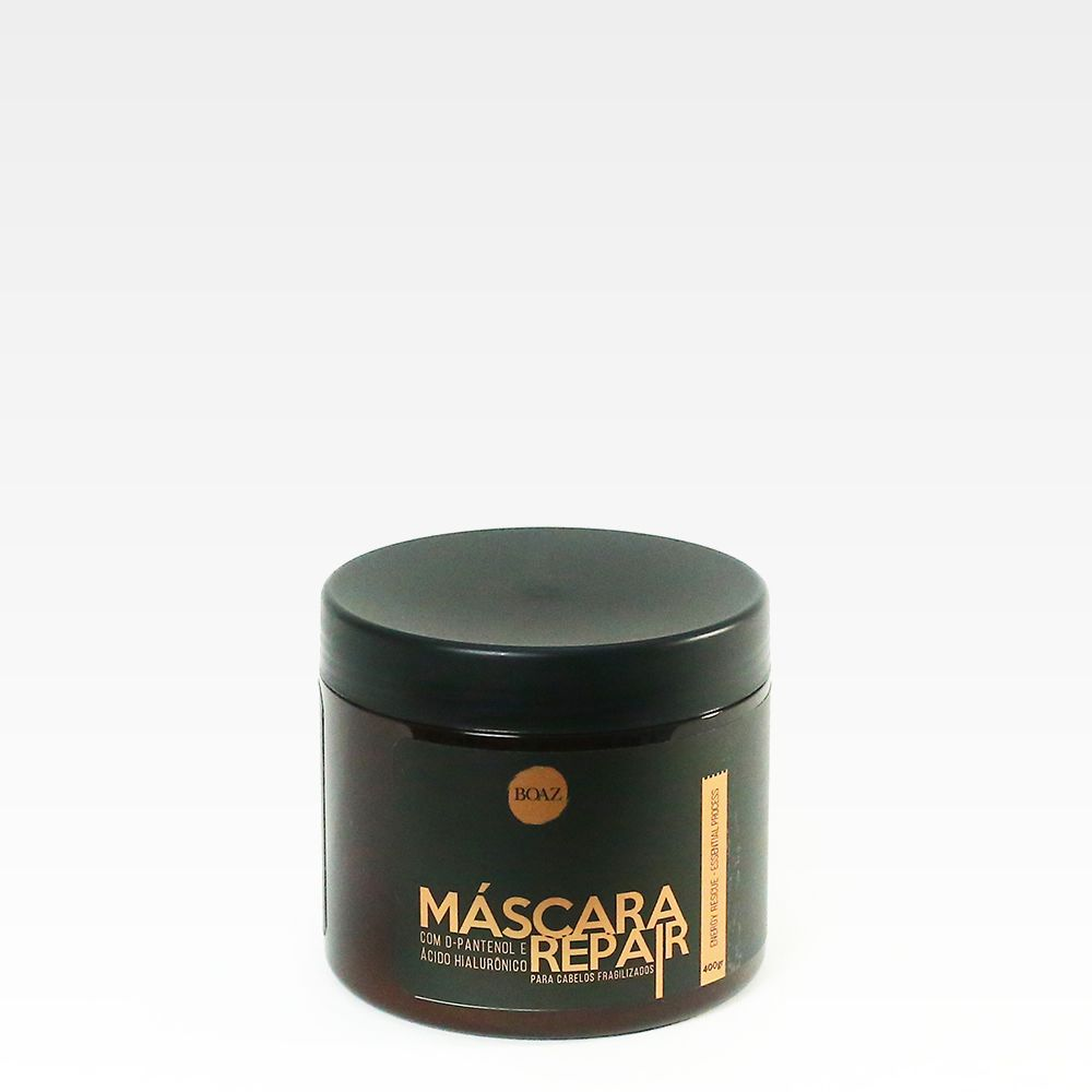 Energy Rescue - Máscara Repair - Boaz Hair