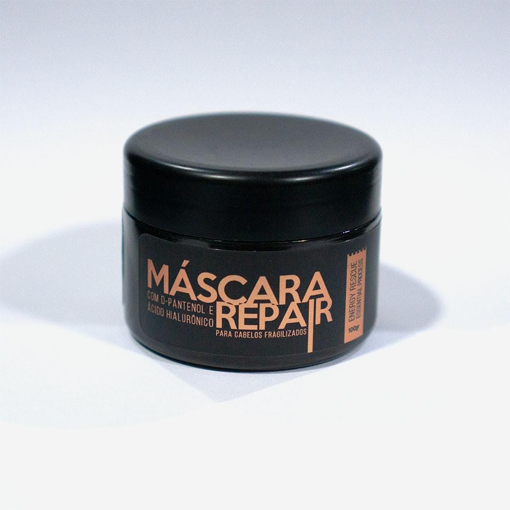 Energy Rescue - Máscara Repair - Boaz Hair