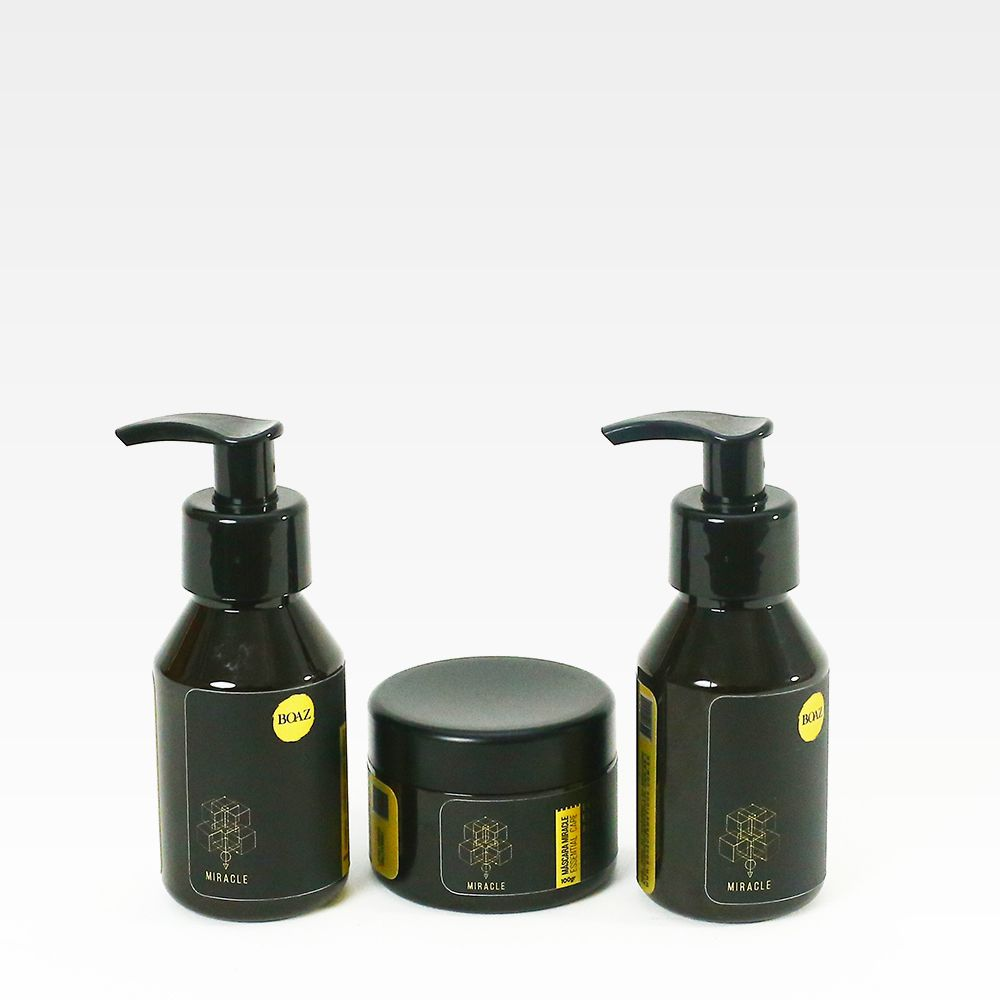 Miracle Kit Travel - Boaz Hair