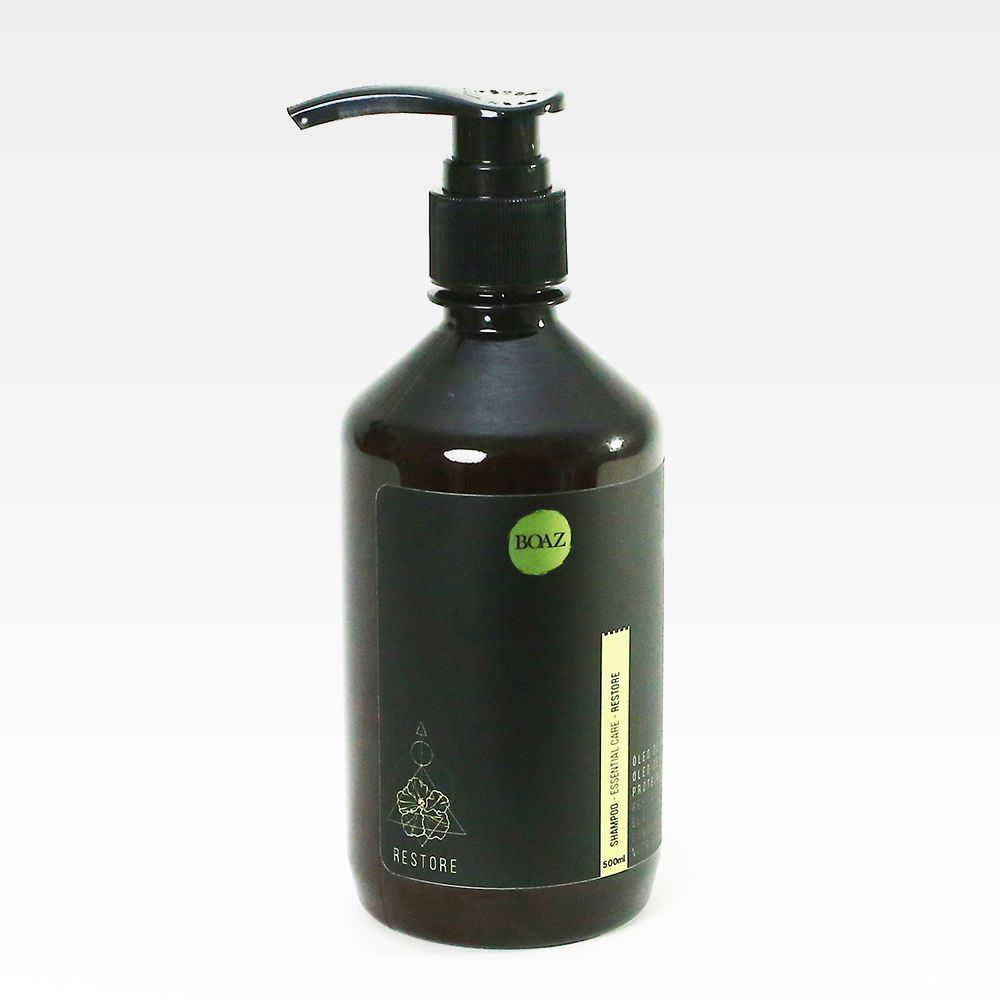 Restore Essential Care - Shampoo - Boaz Hair