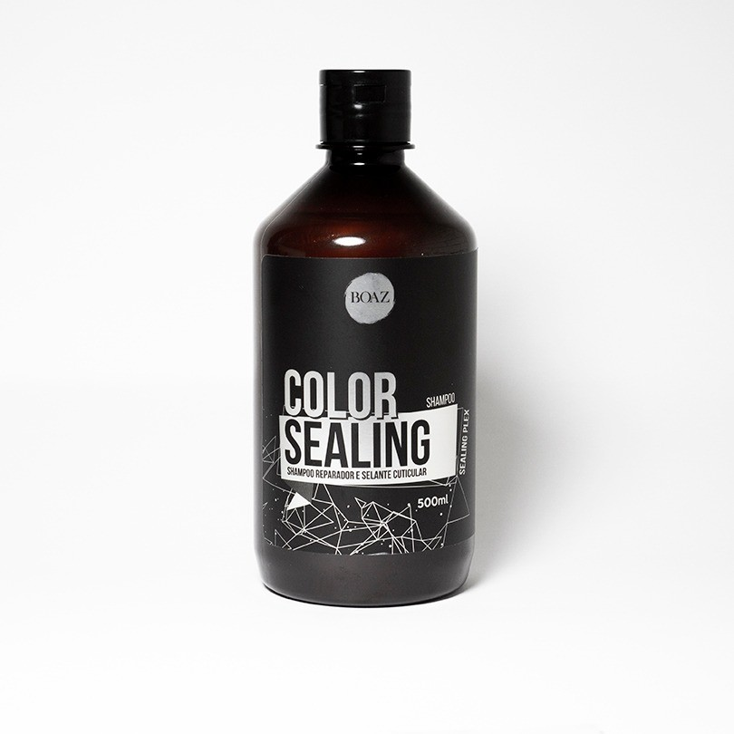 Color Sealing Shampoo - Sealing Plex - Boaz Hair