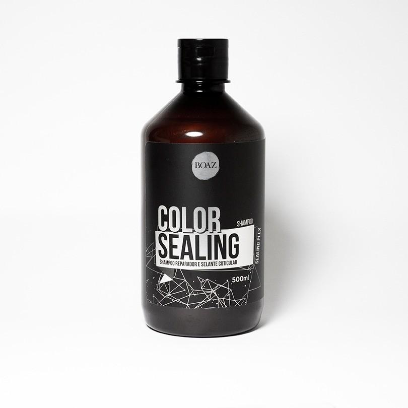 Color Sealing Shampoo - Sealing Plex - Boaz Hair