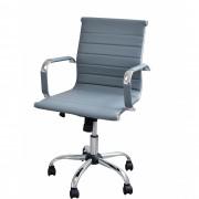 Cadeira Esteirinha Cinza