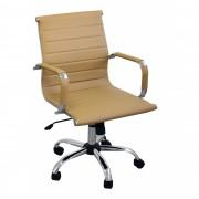 Cadeira Esteirinha Eames Caramelo