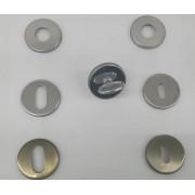 Conjunto de roseta para fechaduras