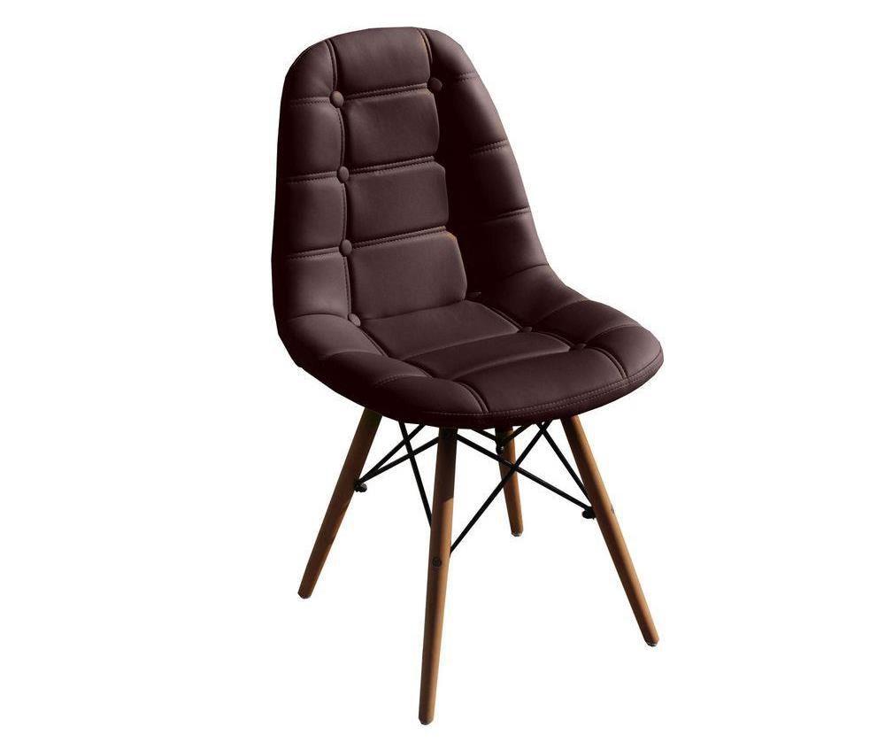 Cadeira Botone Lean | Diversas Cores