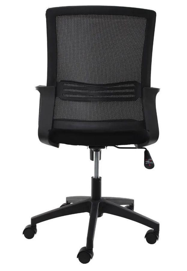 Cadeira de Escritório Diretor Michigan Preta