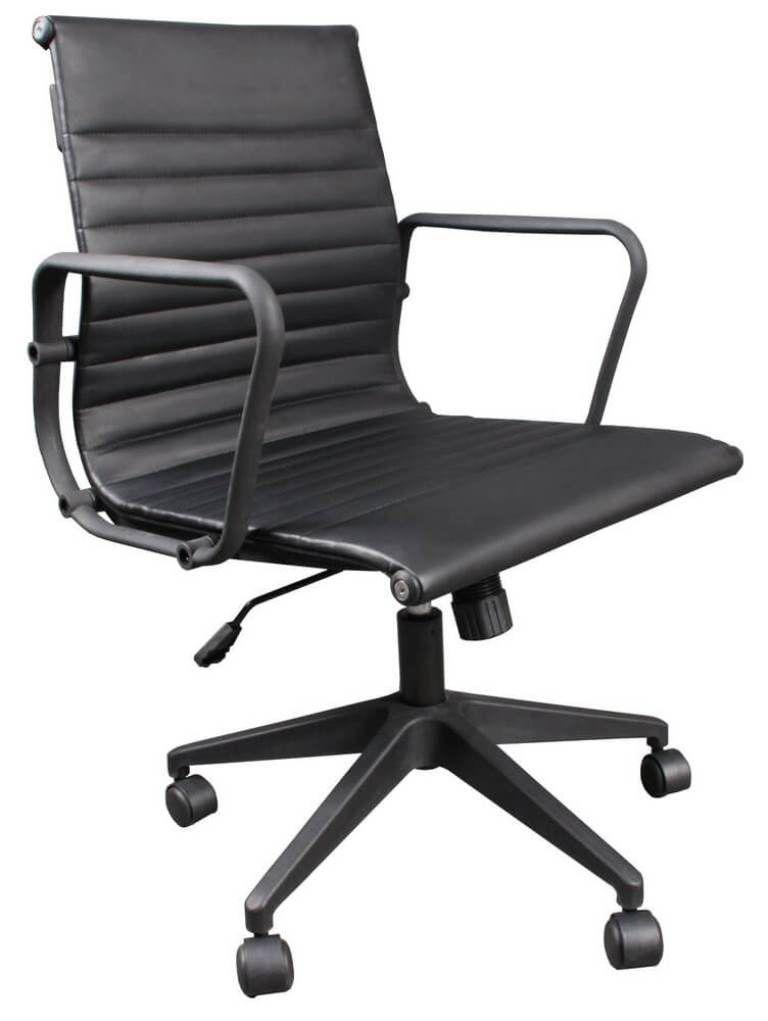 Cadeira Esteirinha base preta
