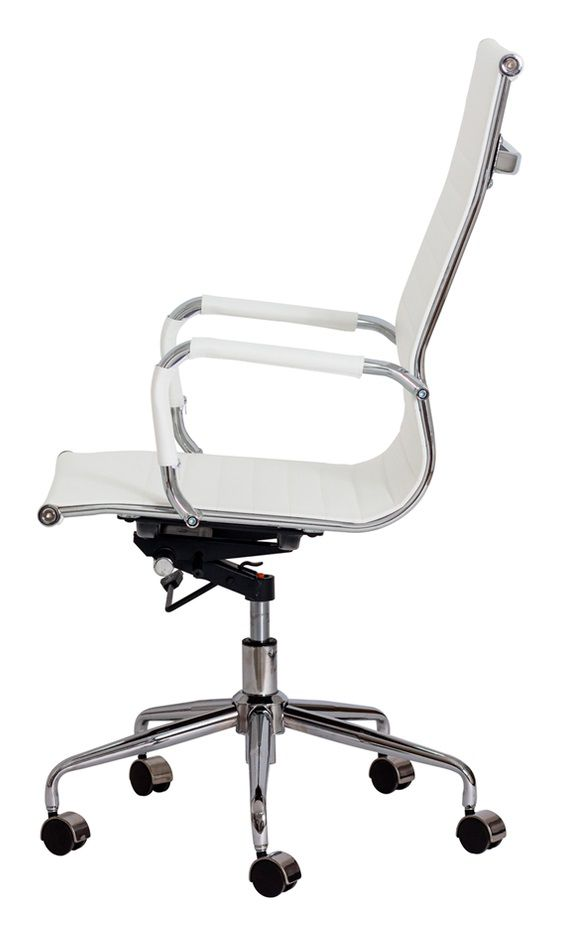 Cadeira Esteirinha Presidente Branca