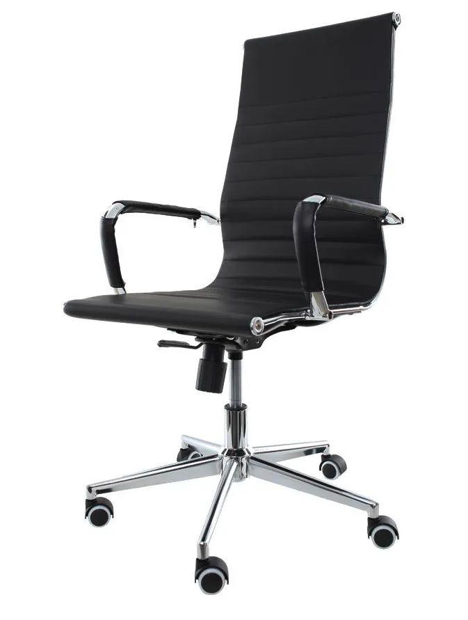 Cadeira Esteirinha Presidente Preta