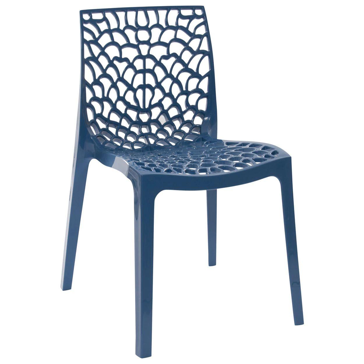 Cadeira Gruvyer | Diversas Cores