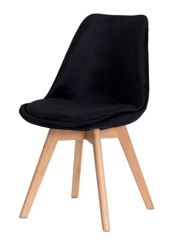Cadeira Leda Veludo