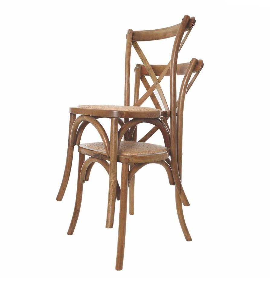 Cadeira Paris  |  Carvalho Americano
