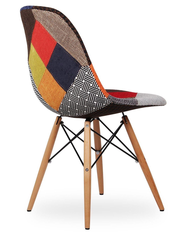 Cadeira Patchwork