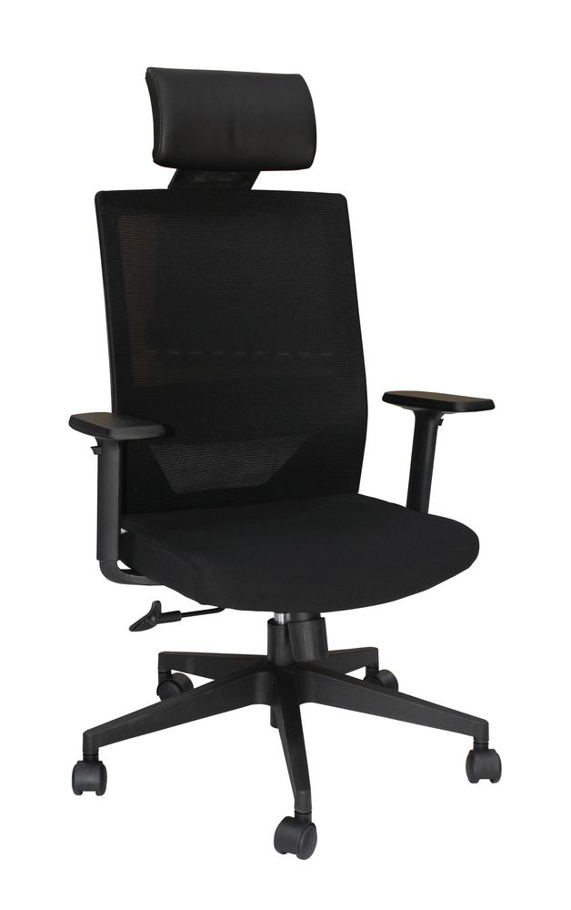 Cadeira Presidente Preta