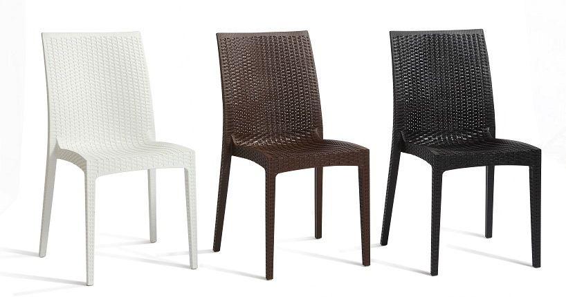 Cadeira Rattan Ibiza | Diversas Cores