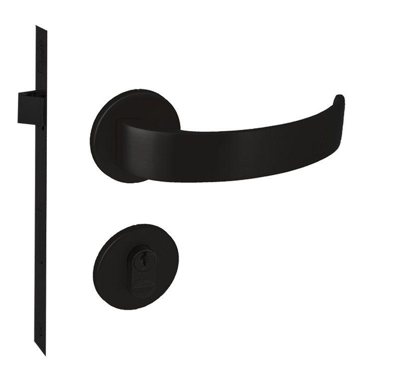 Fechadura Arouca Arc 55mm    |   Interna, Externa, Banheiro    |   Diversos Acabamentos