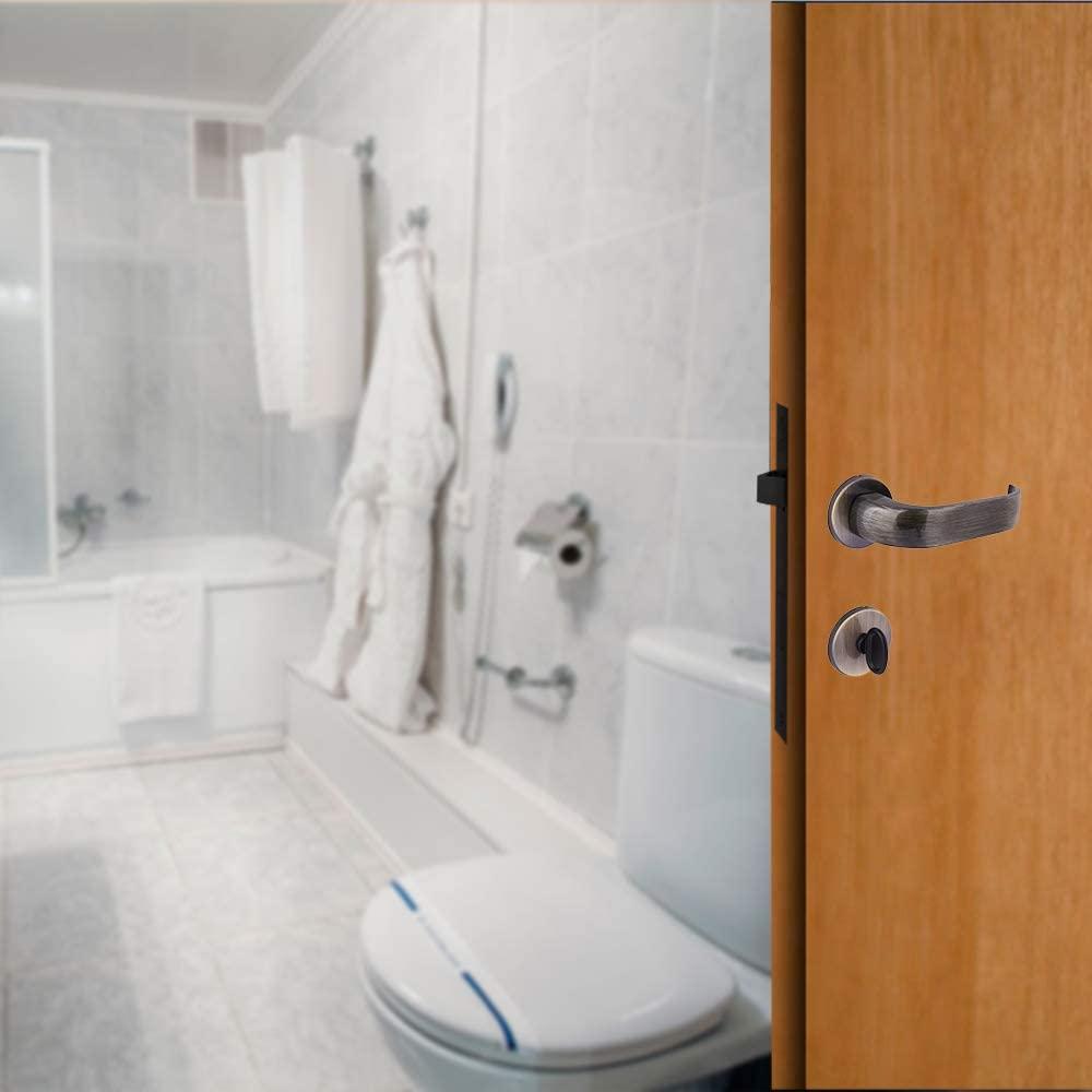 Fechadura Arouca Una Z  - 55mm     |    Interna, Externa, Banheiro     |   Diversos Acabamentos