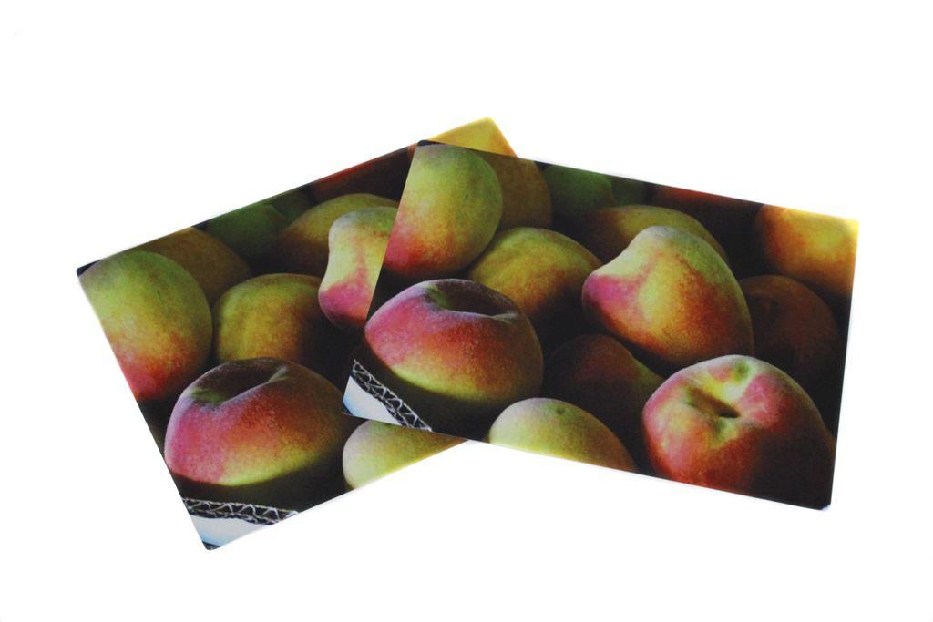 Jogo Americano fruits KIT COM DUAS PEÇAS