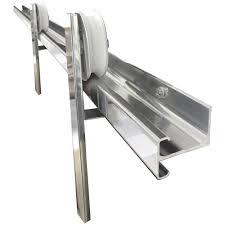KIT SOFT PARA PORTAS DE CORRER Stanfer Alumínio