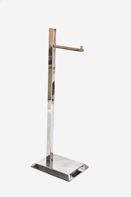 Papeleira simples aço inox 304