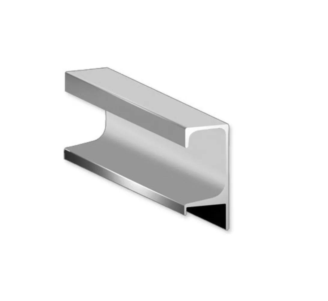 Perfil Puxador de Alumínio 5000 Pauma