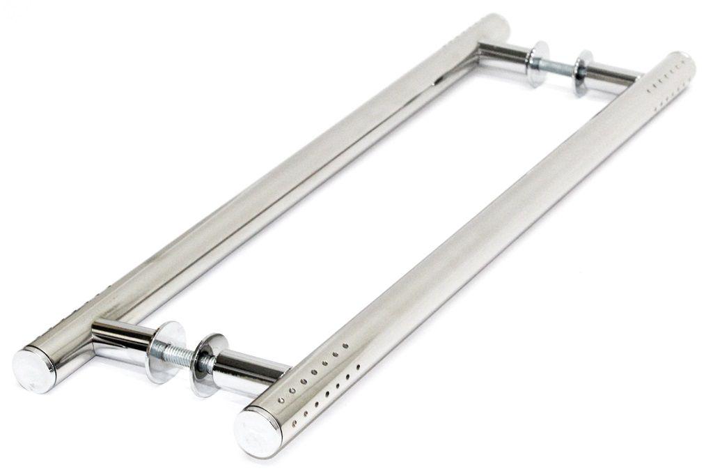Puxador para Portas em Aço Inox 304 -  60cm
