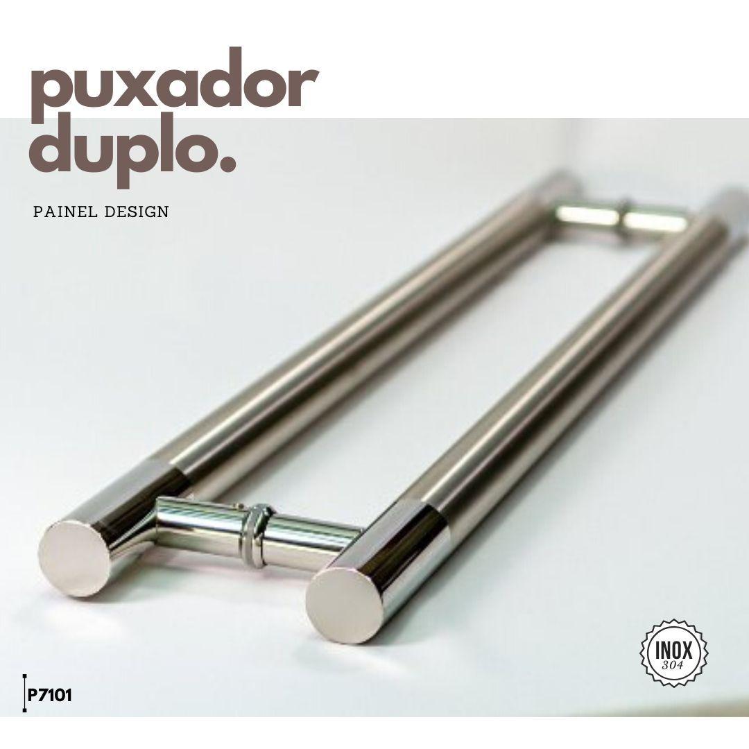 Puxador para Portas  |  Aço Inox 304  |   Diversos Tamanhos
