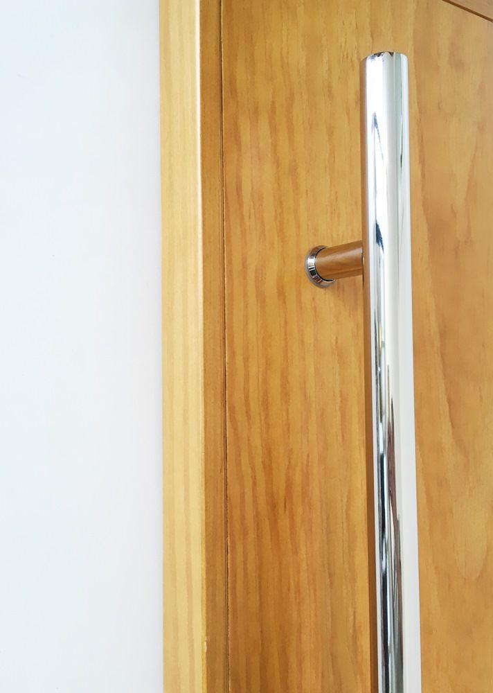 Puxador para Portas em Aço Inox 304 Polido - md104