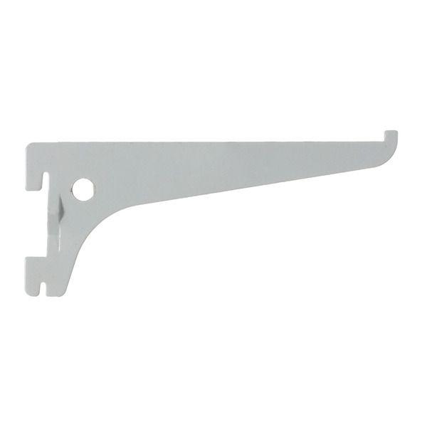 Suporte para Trilho Aço Branco 15 cm Zamar