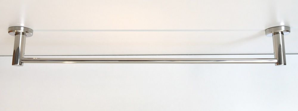Toalheiro 60 cm em Aço Inox 304