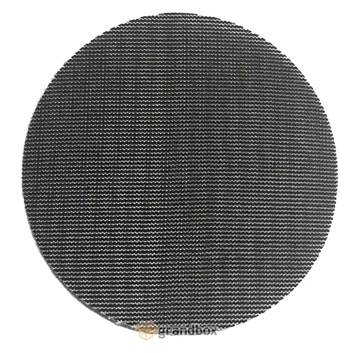 10 Disco Lixa Velcro Lixadeira Orbital 125mm Telada Nauber