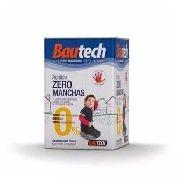 Bautech Tinta Acrílica Super Lavável Zero Manchas 18l - Branco