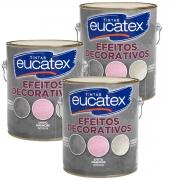 3 Efeito Cimento Queimado Efeitos Decorativos Eucatex 5kg