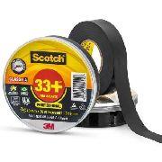 Fita Isolante Scotch 3m 20 Metros Preta 33+ Classe A