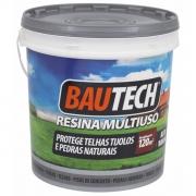 Bautech Resina Acrílica Multiuso 12l - Brilho ou Fosco Incolor